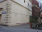 Cold War Museum, Moscow, entrance.JPG