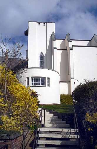 College of St Hild and St Bede, Durham - Image: College of St Hild and Bede Chapel