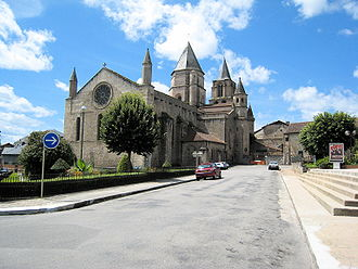 Saint-Junien - Collegiate church