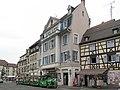 Colmar, straatzicht Rue Kleber foto3 2013-07-24 11.03.jpg