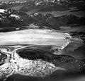 Columbia Glacier, Terminus, Terentiev Lake, August 25, 1965 (GLACIERS 960).jpg