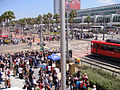 Comic-Con 2010 - crowds fill the Gaslamp District (4875047796).jpg
