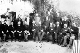 Committee for the draft of a new constitution for Crete in 1906-07.