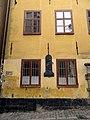 Commemorative plaque in honor of Carl Larsson - Prästgatan 78, 111 29 Stockholm, Sweden (3).jpg