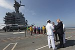 Commissioning Ceremony of the USS Gerald R. Ford (35741938510).jpg