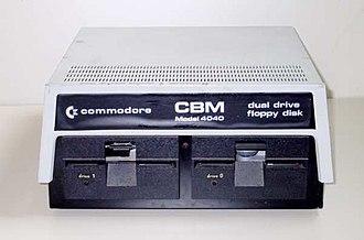 Commodore 4040 - Commodore 4040