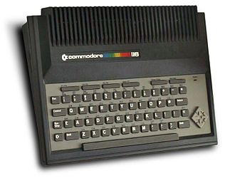 Commodore 16 - Commodore 116
