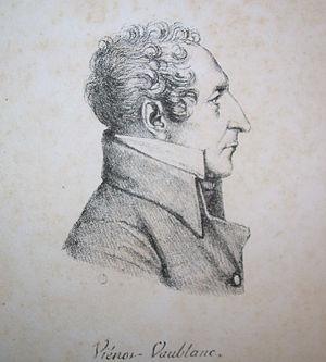Vincent-Marie Viénot, Count of Vaublanc - Image: Comte de Vaublanc
