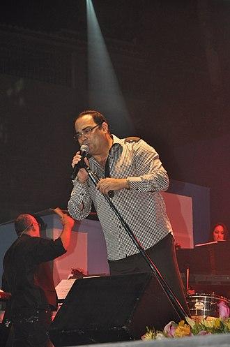 Gilberto Santa Rosa - Image: Concierto de Gilberto Santa Rosa en Piñas