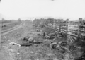 Confederate dead by a fence on the Hagerstown road.png