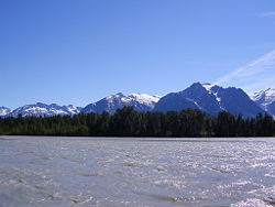 Confluence of Alsek and Tatshenshini rivers.JPG