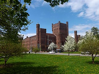 Connecticut Street Armory United States historic place