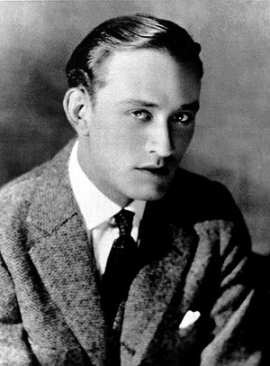 Conrad Nagel - Nagel c. 1922