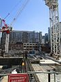 Construction around the old Westinghouse building, at Soho and King, 2017 05 18 -af (34748869595).jpg