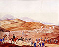 Construction of the Athens-Piraeus highway, 1835-36.jpg