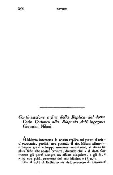 File:Continuazione e fine della Replica del dottor C. Cattaneo alla Risposta dell'ing Giovanni Milani.djvu