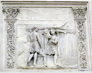 Temple of Cybele (Palatine)