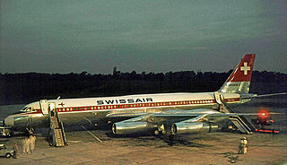 Swissair Flight 330