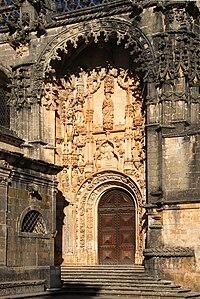 Convento Cristo December 2008-12
