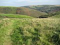 Coombe Valley viewed from the coast path - geograph.org.uk - 1568945.jpg