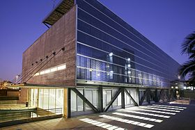 La salle campus barcelona wikipedia la enciclopedia libre - Escuela de arquitectura de barcelona ...