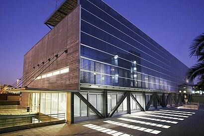 La salle campus barcelona nerede otob s tren metro ile for Privalia barcelona oficinas