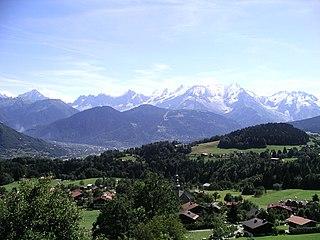 Cordon, Haute-Savoie Commune in Auvergne-Rhône-Alpes, France