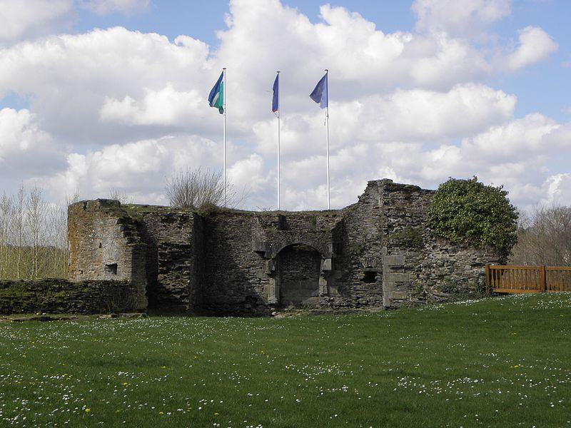 Château de Corlay (22).