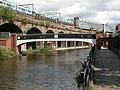 Cornbrook, footbridge - geograph.org.uk - 1469953.jpg