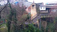 Newcastle Town Wall Wikipedia