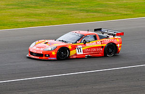 Corvette C6.R Exim Bank Team China 11 Silverstone 2011.jpg