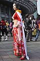 Cosplayer of Boa Hancock, One Piece at CWT30 20120128b.jpg