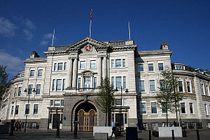 Kent County Council - Image: County Hall Maidstone 001