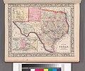 County map of Texas; Galveston Bay and vicinity (inset) (NYPL b13663520-1510813).jpg