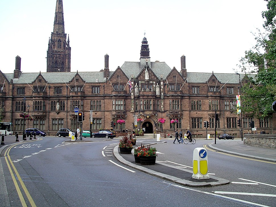 Coventry Council House 14g06