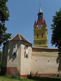 Cristian (Brasov) Fortified Church.jpg
