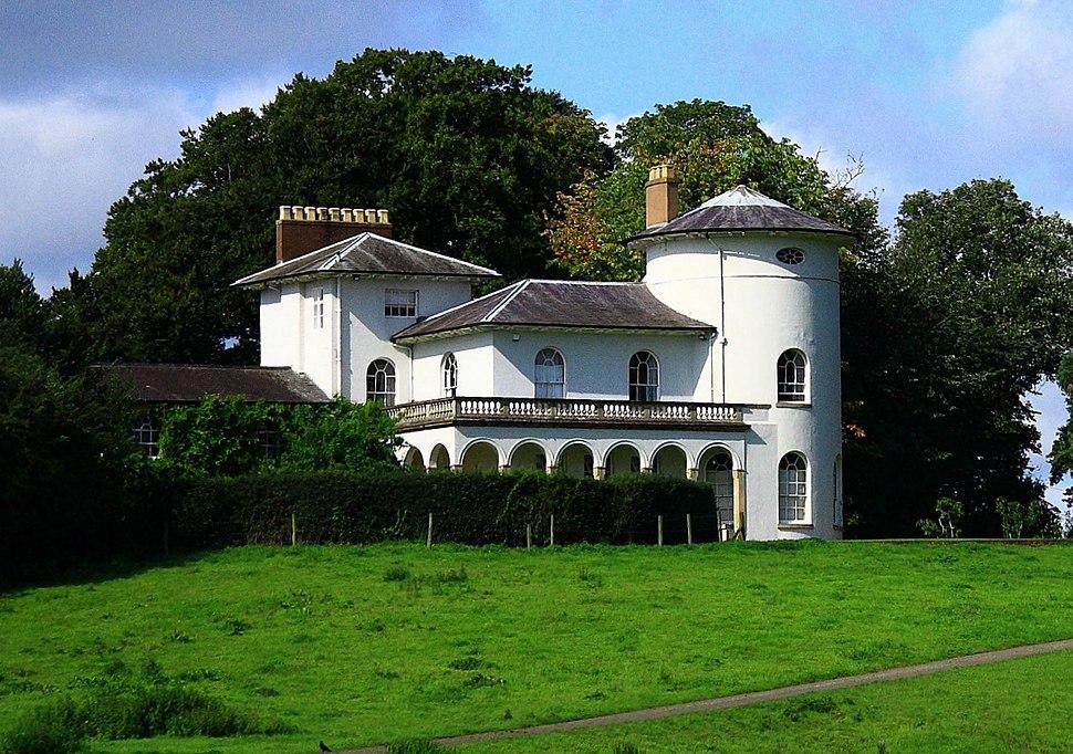 Cronkhill Villa Cropped
