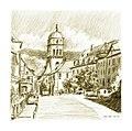 Croquis- Kaysersberg - Alsace - France (14604027145).jpg