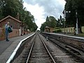 Crowcombe Heathfield station, West Somerset Railway - geograph.org.uk - 2399.jpg