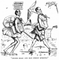 Crusoe Dilke and Man Friday McKenna Punch c1900.png