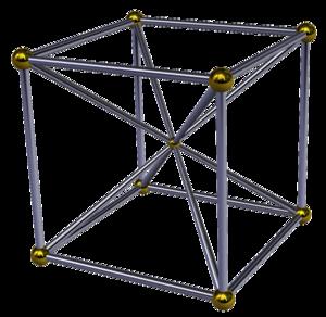 Cubic pyramid - Image: Cubic pyramid