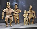 Cultures précolombiennes MRAH Colima Jalisco Figurines 02 10 2011.jpg