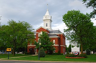 Cumberland County, Illinois County in Illinois