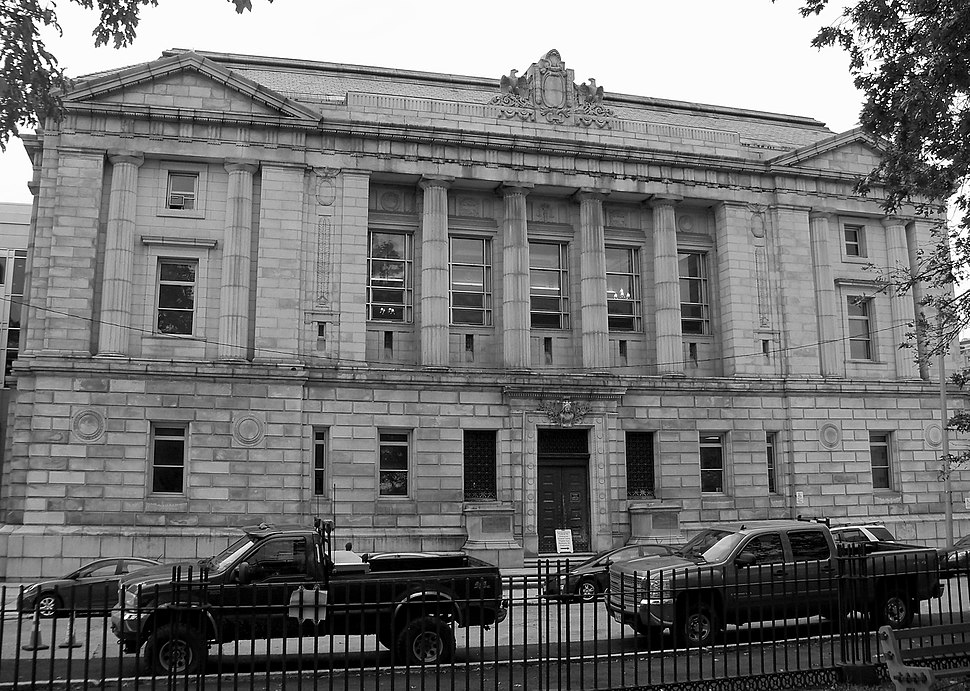 Cumberland County Courthouse 5