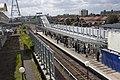 Custom House DLR westbound platform.jpg