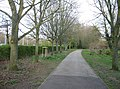 Cycle Path - Eastrop Park - geograph.org.uk - 740176.jpg