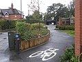 Cyclists this way please - geograph.org.uk - 2633497.jpg