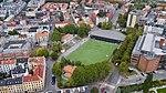 Dælenenga idrettsplass, Grünerhallen (7. september 2018).jpg