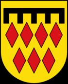 Coat of arms of the local community Ettringen
