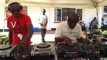 Datei: DJ Joe Mfalme DJ Purpl Scratching auf Pioneer CDJ 2000 & CDJ 850.webm